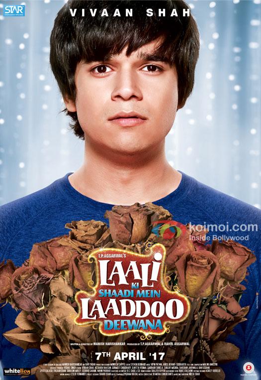 Vivaan Shah Starrer 'Laali Ke Shaadi Mein Laaddoo Deewana' Poster