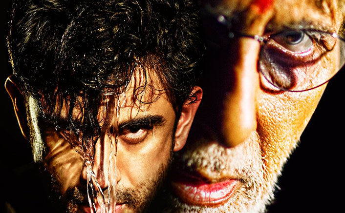 Check out the first poster of Ram Gopal Varma's Sarkar 3 starring Amitabh Bachchan