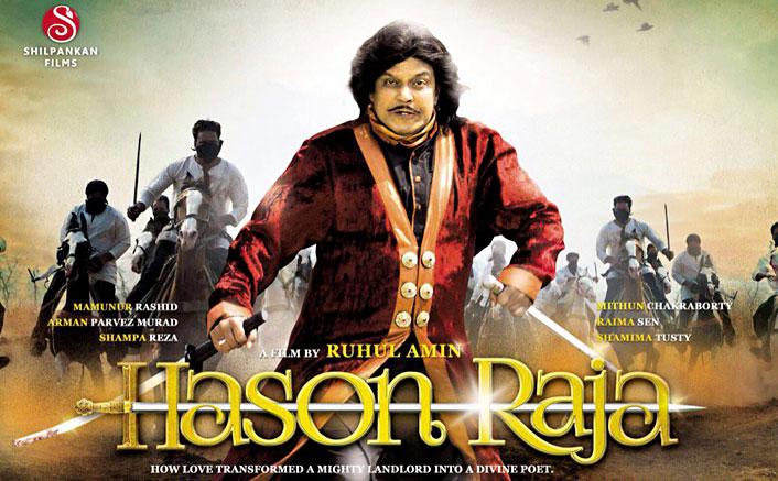 First Look: Mithun Chakraborty In Hason Raja