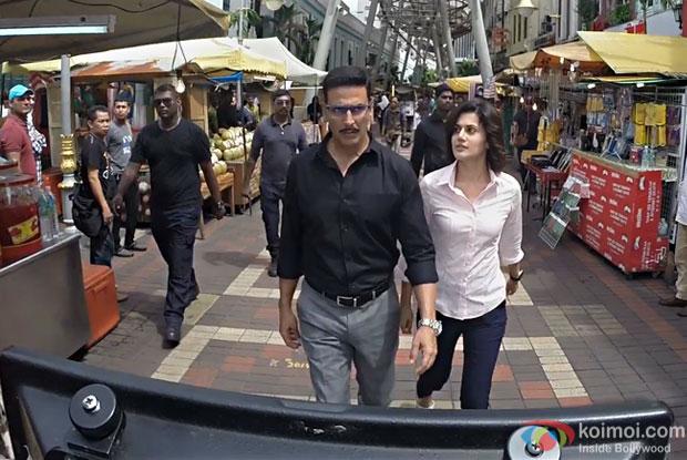 Naam Shabana Sizzle | Trailer Out On 10th Feb 2017 | Taapsee Pannu, Akshay Kumar