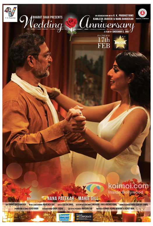 Nana Patekar And Mahie Gill Team Up For A Romantic Drama