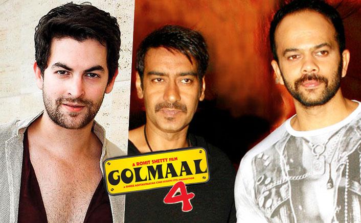 Neil Nitin Mukesh joins 'Golmaal' gang
