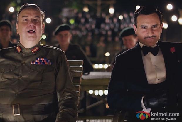 Rangoon Drops On 1st Monday At The Box Office