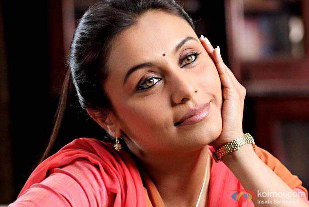 Rani Mukerji Returns To Acting With HICHKI