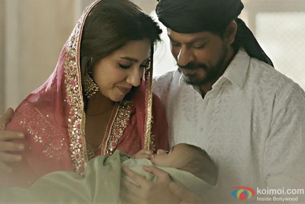 Saanson Ke song | Raees | Shah Rukh Khan and Mahira Khan