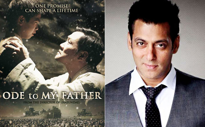 Salman Khan To Star in Remake of Korean Film Ode To My Father