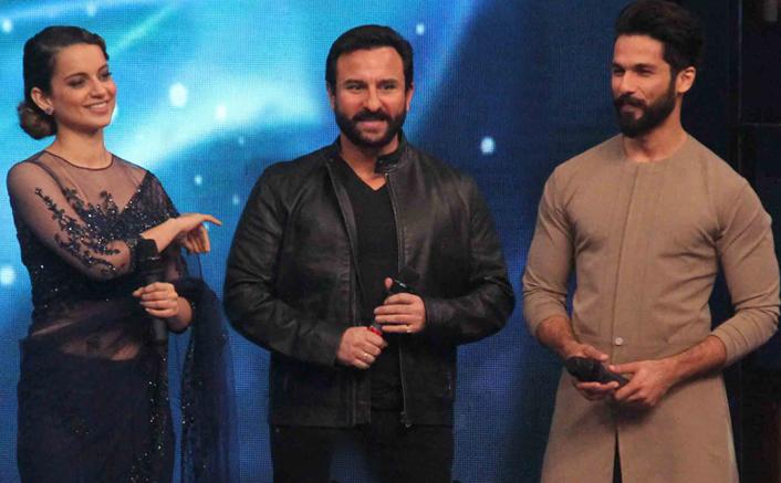 Indian Idol 9's Special Episode: Kangana, Shahid, Saif Promote Rangoon