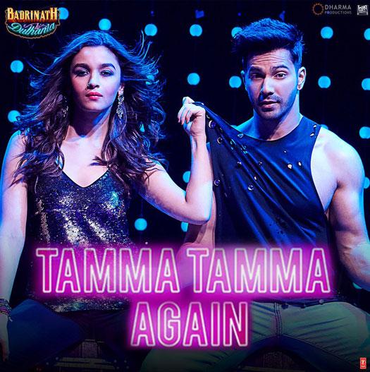 Watch Alia And Varun Recreate Tamma Tamma In Badrinath Ki Dulhania Song
