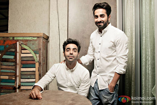 I Was In Tears When I Got The Call For Dangal— Aparshakti Khurrana