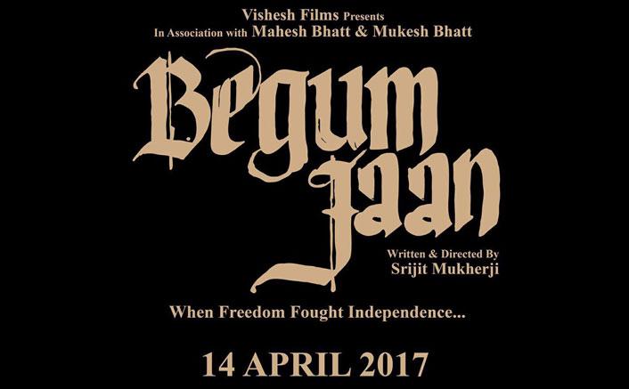 Vidya Balan's 'Begum Jaan'