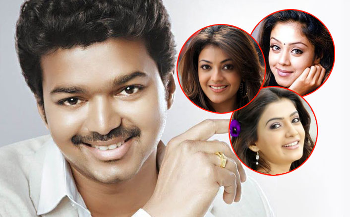 Tamil superstar Vijay will romance Jyothika, Kajal Aggarwal and Samantha Ruth Prabhu in his next yet-untitled Tamil movie