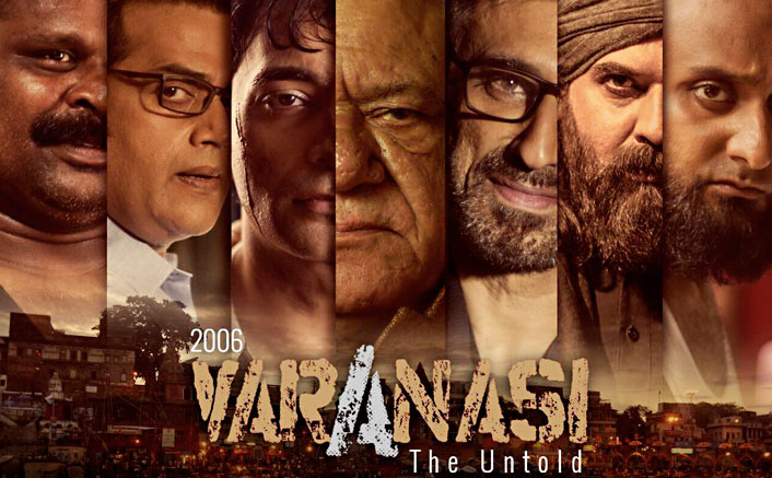 2006 Varanasi The Untold Poster Ouy Now