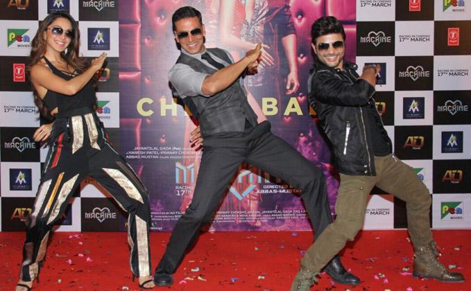 Akshay Kumar to launch the new version of 'Tu Cheez Badi Hai Mast'