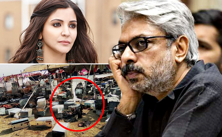 'Unaccceptable' - Anushka Sharma's Comment On Bhansali's Padmavati Incident