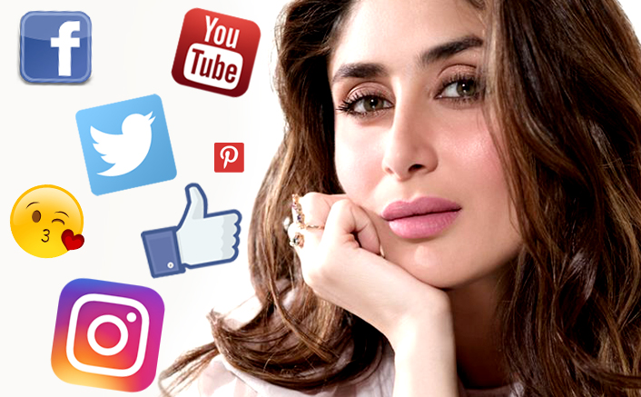 Reason Out! Here's Why Kareena Kapoor Khan Not On Social Media!