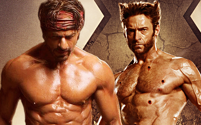 Must-Read: Shah Rukh Khan's Hilarious Reply On Playing Wolverine!