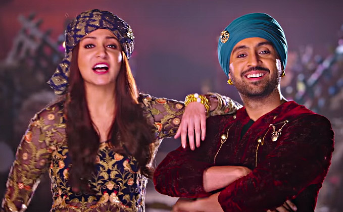 Phillauri : Naughty Billo Video Song | Anushka Sharma, Diljit Dosanjh | Shashwat Sachdev