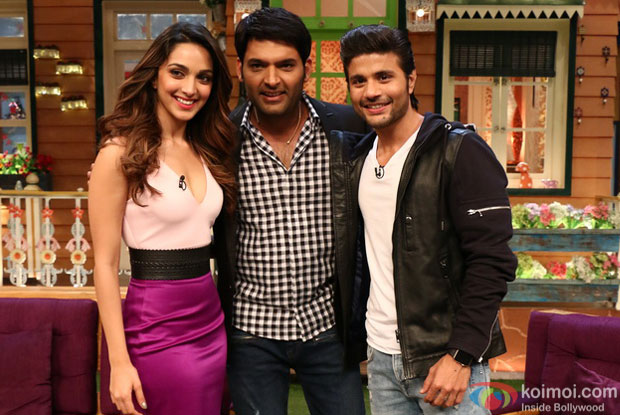 The Kapil Sharma Show with Abbas Mustan and Machine cast-7