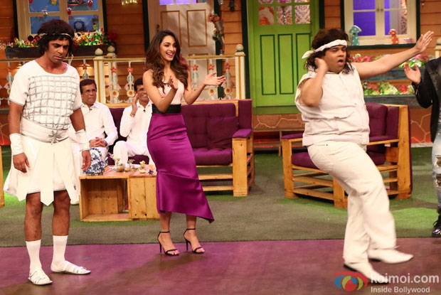 The Kapil Sharma Show with Abbas Mustan and Machine cast-8