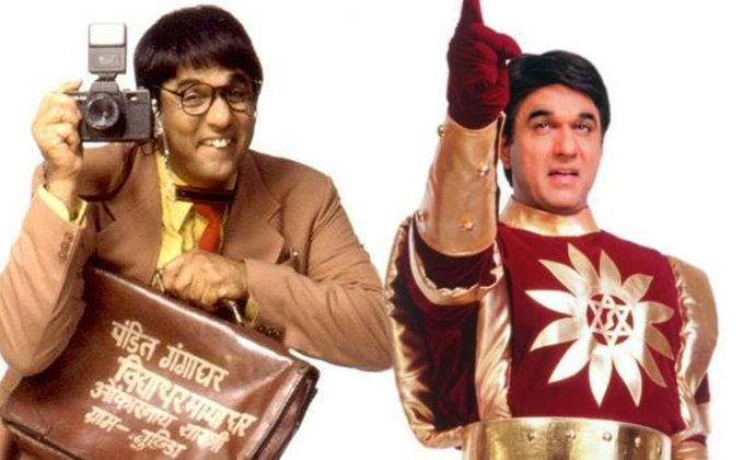 Trying to bring 'Shaktimaan' back on small screen Mukesh Khanna