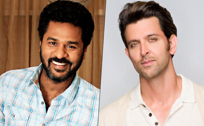 Hrithik Roshan To Star In Prabhu Deva's Next?