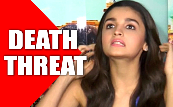 DEATH THREAT CALL! Alia Bhatt's Reaction