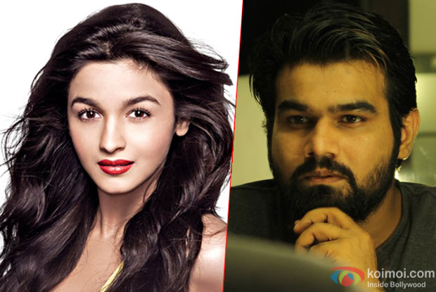 Alia Bhatt is baby Naseeruddin Shah: Actor Sahil Vaid