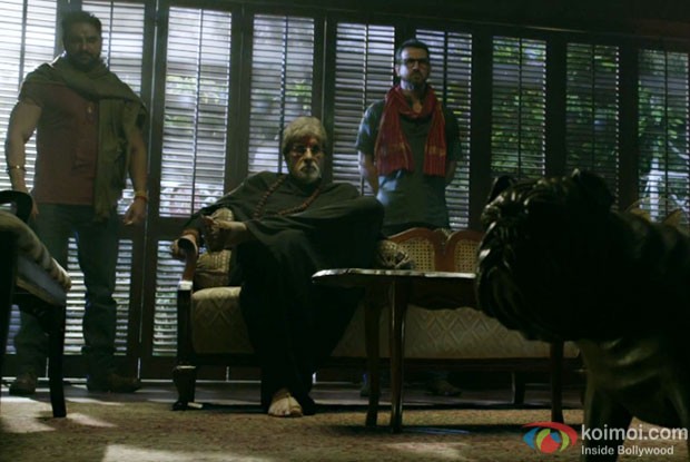 Amitabh Bachchan Starrer Sarkar 3 Trailer Out Now