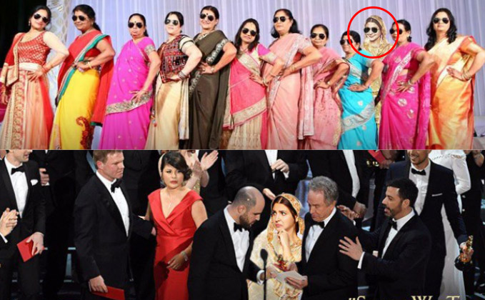 Anushka Sharma was at every Indian wedding in the last three months .... as Shashi !!!