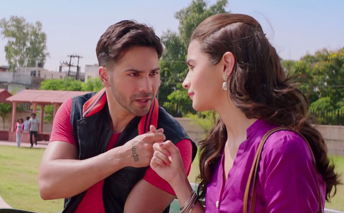 Badrinath Ki Dulhania Remains Steady On Its 2nd Tuesday At The Box Office