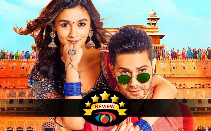 Badrinath Ki Dulhania Review