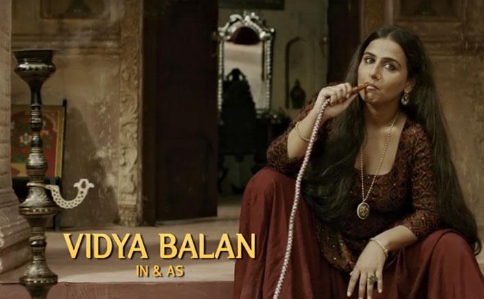 Bold Badass Beautiful Begum Jaan   Watch Vidya Balan's journey unfold on 14th March