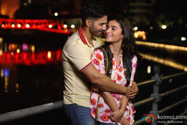Box Office - Badrinath Ki Dulhania makes huge numbers, audiences ignore Machine, Aa Gaya Hero, give Trapped a chance
