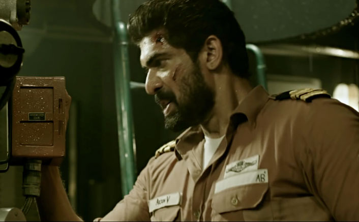 Box Office - The Ghazi Attack has Rana prep well for Baahubali: The Conclusion