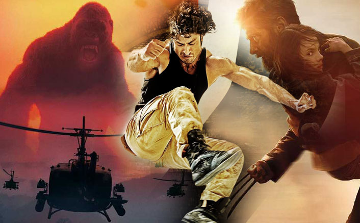 Box Office Update Of Commando 2, Logan & Kong Skull: Island