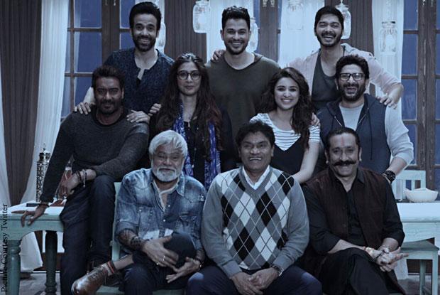 'Golmaal Again' best set I've been on: Parineeti Chopra