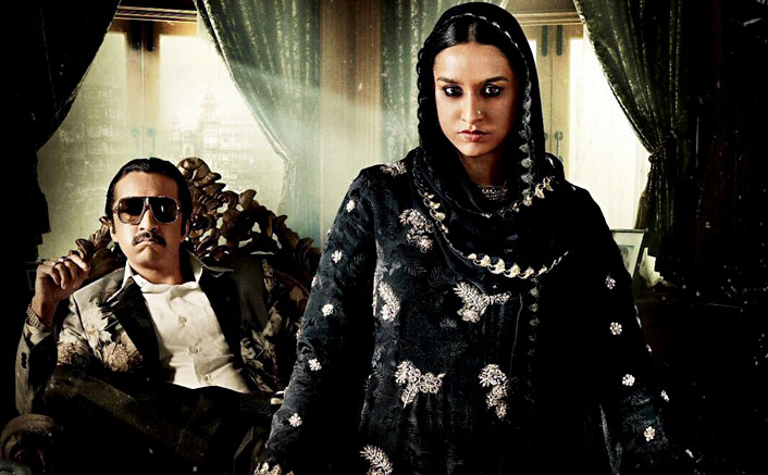 Haseena New Poster: Shraddha As Haseena Parker, Siddhanth Kapoor As Dawood Ibrahim