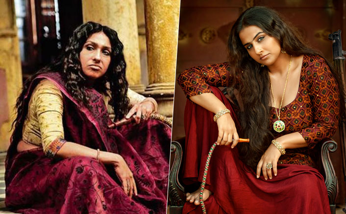 """I feel happy at being compared to an actor who has given such a brilliant performance,"" says Vidya Balan about Rajkahini's Begum Jaan Rituparna Sengupta"