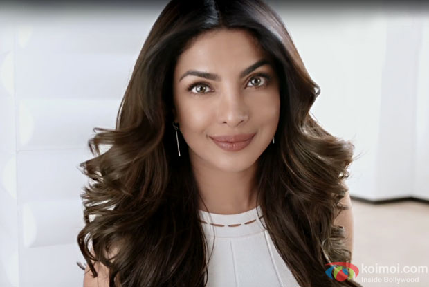 Media Alert : Priyanka Chopra's women's day message #StrongIsBeautiful