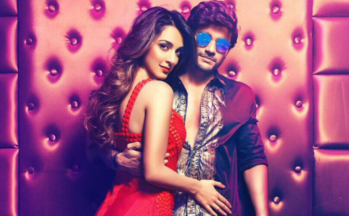 Kiara Advani and Mustafa