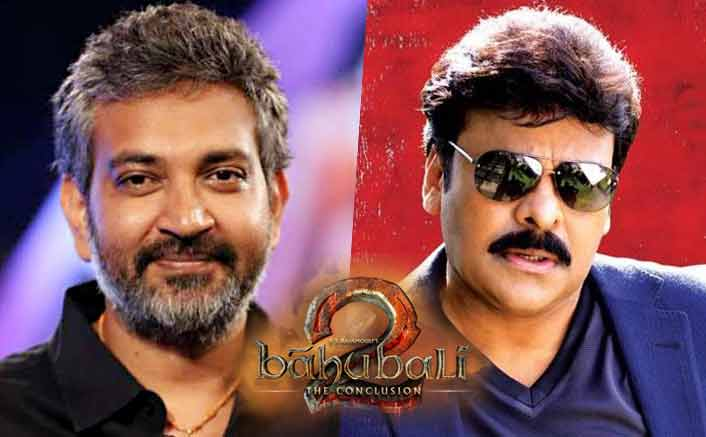 No Chiranjeevi voice-over in 'Baahubali 2', says Rajamouli