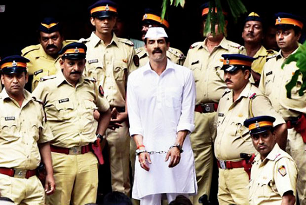 Received support from Mumbai Police to shoot 'Daddy': Arjun Rampal