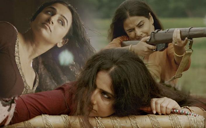 How Vidya Balan transformed herself to fierce 'Begum Jaan'