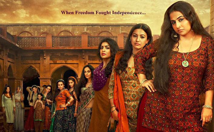 Vidya Balan's Begum Jaan Poster