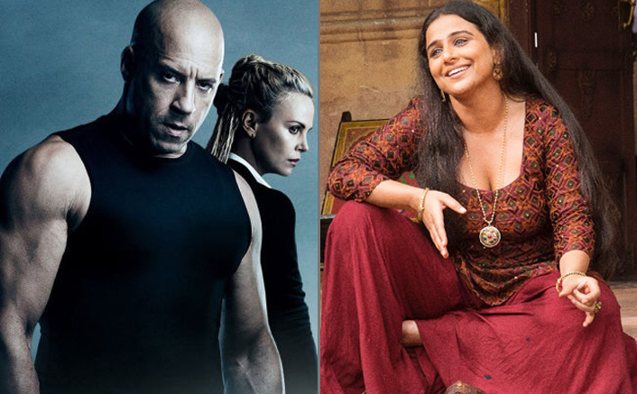 The Fate of the Furious V/s Begum Jaan