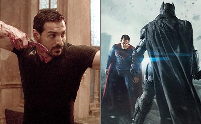 Batman v Superman: Dawn of Justice V/s Rocky Handsome