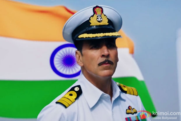 "Akshay Kumar was chosen as Best Actor for ""Rustom"""