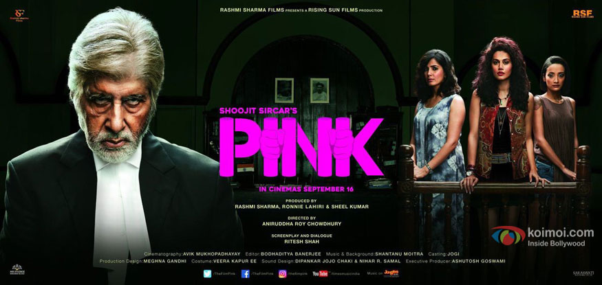 'Pink' bags National Award for Best Film on Social Issues