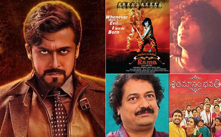 64th National Film Awards : Rohit Vaid, Satish Vegesna, Suriya