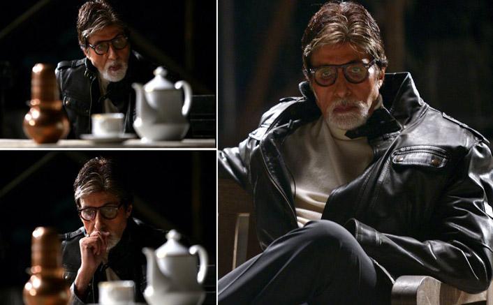 Amitabh Bachchan reshoots for 'Sarkar 3'